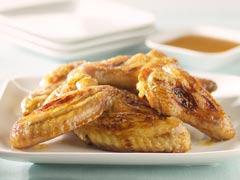 Alas de pollo al lim n receta de cocina - Salsa de pollo al limon ...