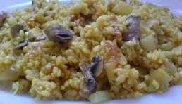 arroz-integral-con-puerro