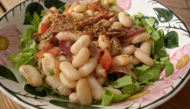 Recetas de ensalada 87 recetas de cocina - Ensalada de alubias ...