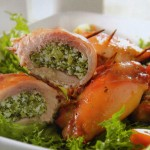 Muslos de pollo con salsa de soja receta de cocina - Salsa de pollo al limon ...