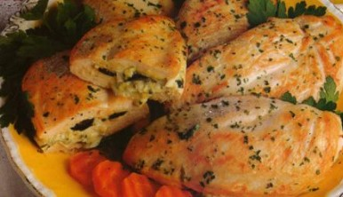 Pechugas de pollo receta tattoo design bild - Pechugas de pollo al horno ...