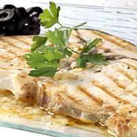 Menu del dia p gina 70 for Cocinar pez espada a la plancha