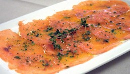 salmon-marinado