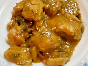 pollo-en-salsa