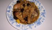 muslitos de pollo dulzon