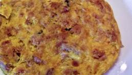 tortilla-de-atun-y-salchichas