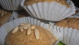 bollitos de manzana y canela