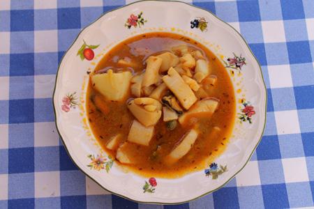 chocos-en-salsa