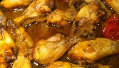 pollo-rustido