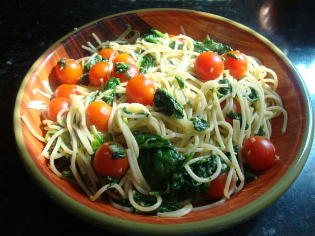 Recetas para cocinar taringa for Cocinar espinacas