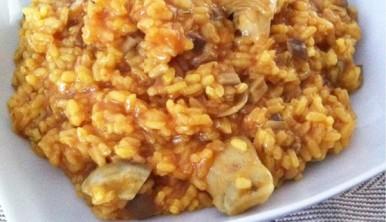 arroz-con-alcachofas-y-setas-de-cardo