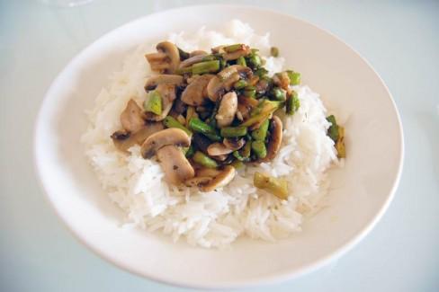 arroz-con-champinones-y-esparragos-trigueros