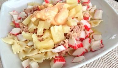 ensalada-tropical-de-pasta