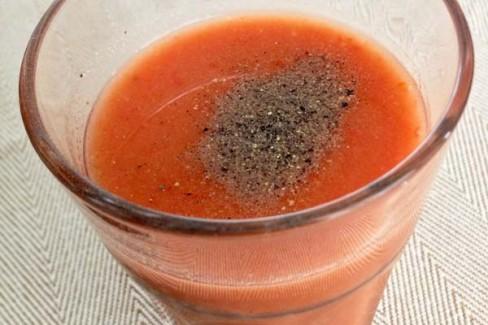 receta gazpacho sin pepino