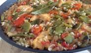 paella-de-pollo-y-judias-verdes