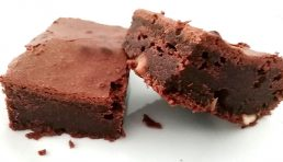 Brownie americano de chocolate