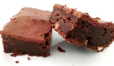 Brownie americano de chocolate