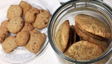Galletas de chocolate estilo americano (chocolate chips cookies)